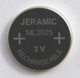 ML2025 3V rechargeable