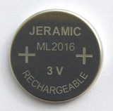 ML2016 3V rechargeable